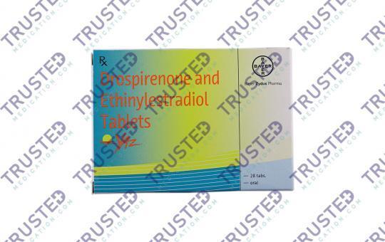 Ethinylestradiol and Drospirenone